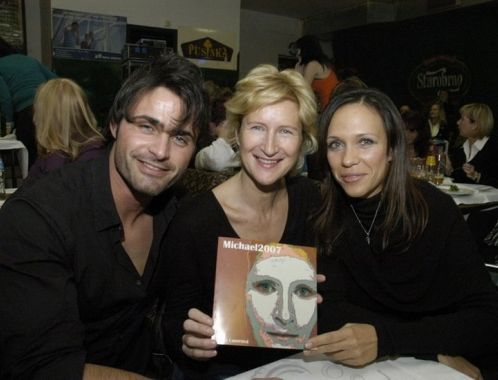 Sylva Lauerova: Michael2007 - the official book launch event