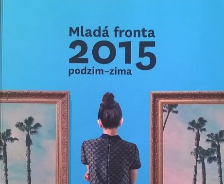 Mladá fronta (publishing house) Plan of edition for autum/winter 2014