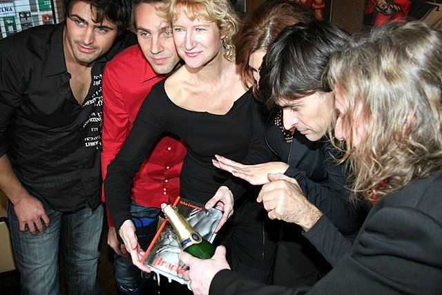 The Toy - the official book launch event, Prague (photo: Klara Smilkova)