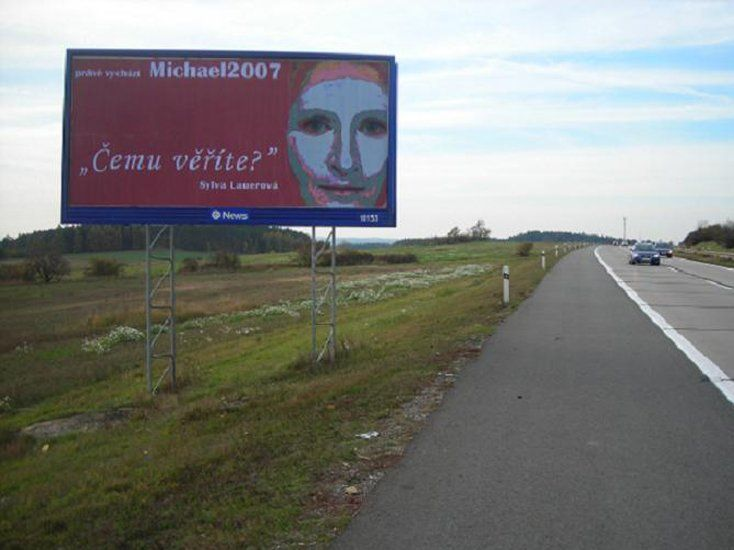Michael2007 - media campaign - billboard